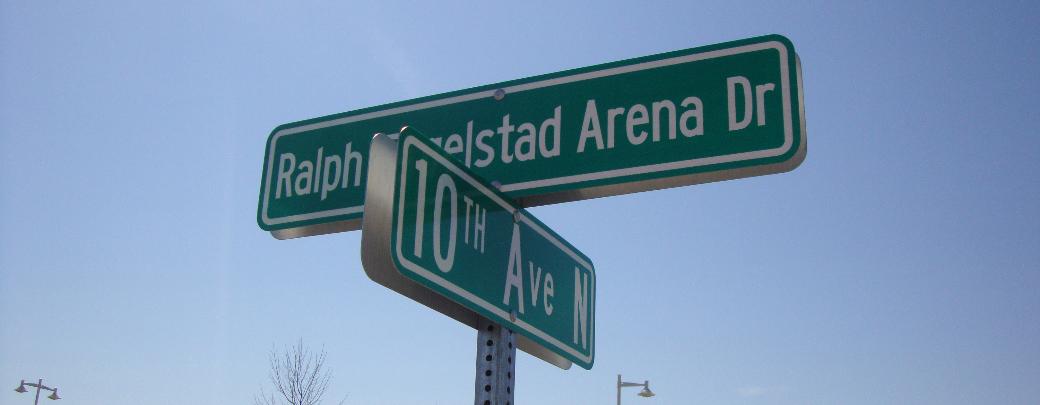 Ralph Engelstad Arena Seating 72 Best North Dakota Pride
